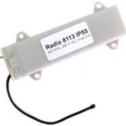 РАДИОУПРАВЛЕНИЕ RADIO 8113 IP55 В КОРОБ